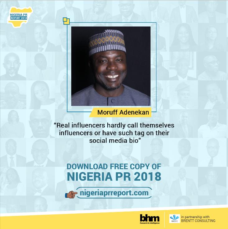 Nigeria PR Report 2018
