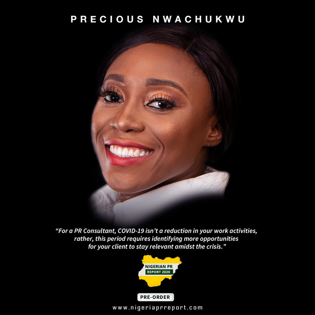 Precious Nwachukwu Nigerian PR Report 2020