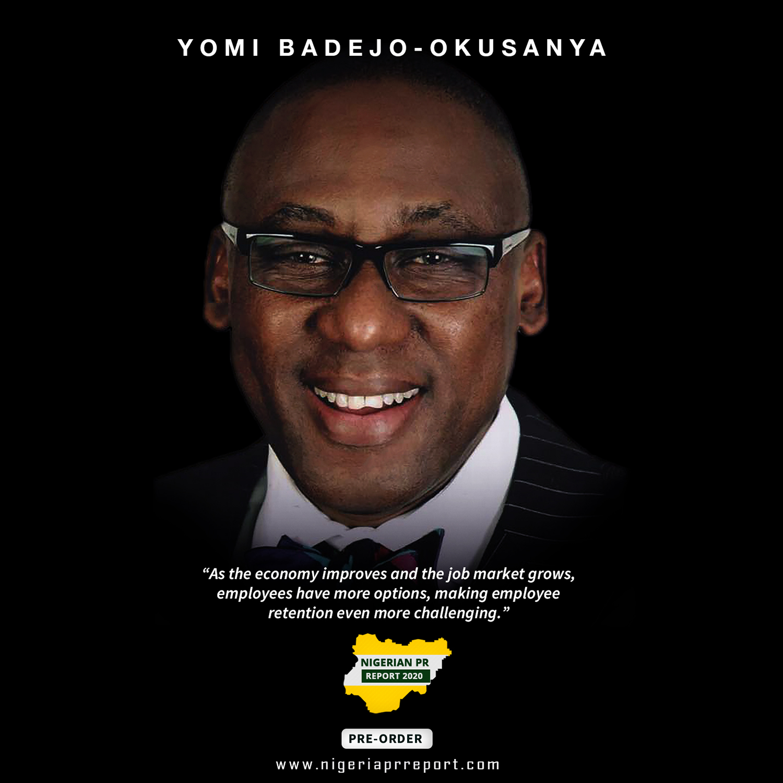 Yomi Badejo-Okunsanya Nigerian PR Report 2020